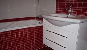 Rekonstrukce koupelna
